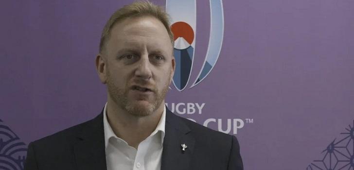 World Rugby asciende a Alan Gilpin al cargo de consejero delegado
