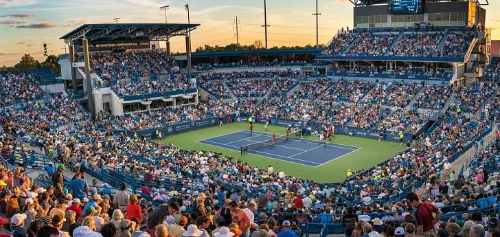 El Masters 1000 de Cincinnati, sin límite de aforo