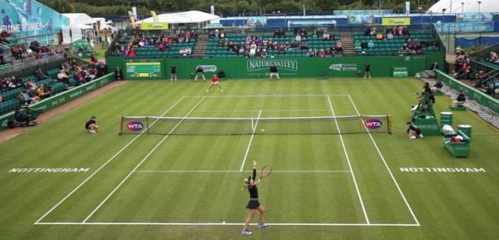Revés del Covid al tenis británico: los ingresos de la LTA cayeron un 40% en 2020