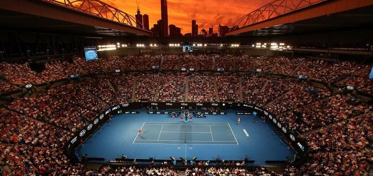 El Australian Open, 'eco' con sello de Ralph Lauren