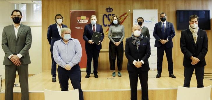 Adesp y Fundación España Activa impulsan una plataforma de recuperación post-Covid