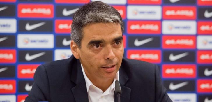Albert Soler, nuevo director general del Consejo Superior de Deportes