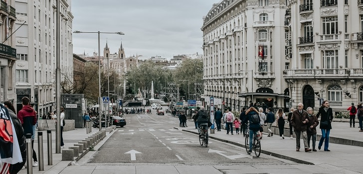 El INE modera la caída de la economía española en el año de la pandemia hasta un 10,8%