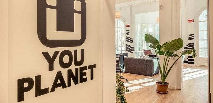 Youplanet traslada su oficina de Barcelona para hacer frente a su crecimiento