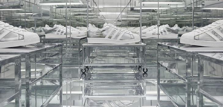 Adidas y Prada vuelven a pisar juntos