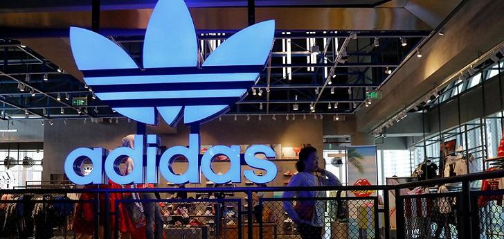 Adidas aumenta ingresos un 20% en el primer trimestre y mejora previsiones