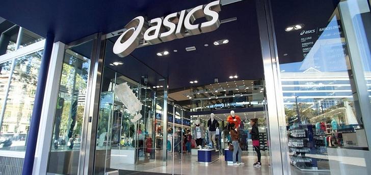 Asics y The North Face siguen los pasos de Nike y reducen distribuidores en España
