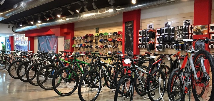 Biking Point aprovecha el 'boom' del ciclismo y abre centro en Granollers