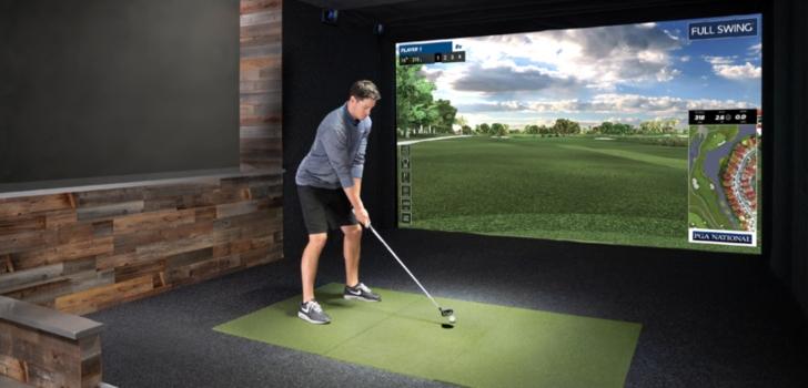 Bruin Capital compra el simulador de golf Full Swing en una operación de 160 millones
