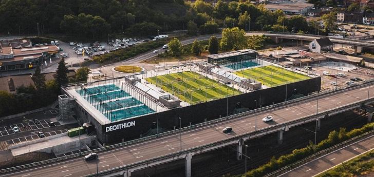 Pistas en los tejados: Decathlon se lanza a la innovación deportiva
