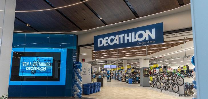 Decathlon abre tienda en Diagonal mar
