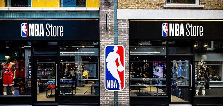 Fanatics crece 'offline' y abre una tienda de la NBA en Londres