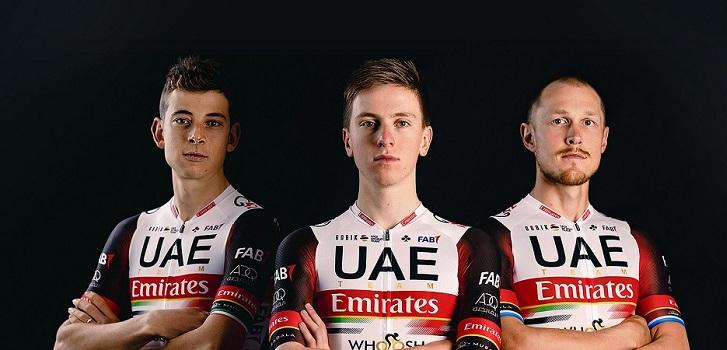 Gobik se refuerza en el World Tour con el patrocinio de UAE Team Emirates