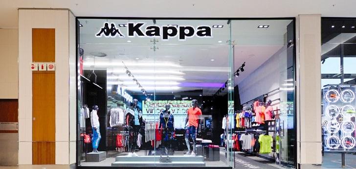 El dueño de Kappa encoge ventas un 15% y desploma su beneficio un 59% en 2020
