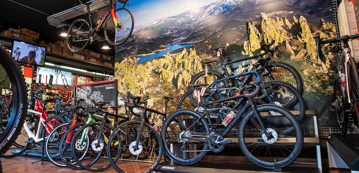 Kbike abrirá una tercera tienda de bicicletas en Madrid