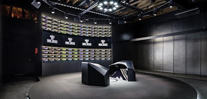 Nike replicará este concepto en Pekín y Shanghái
