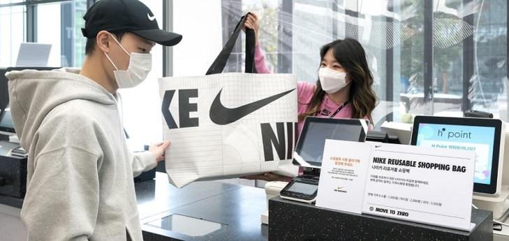 Nike, sin miedo al Covid-19: crece un 19% en 2021 y supera los niveles de 2019