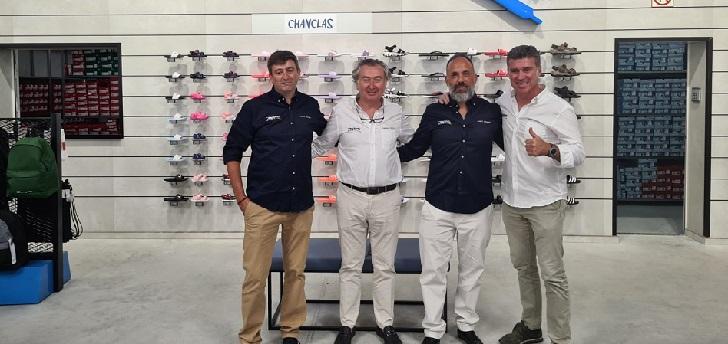 Oteros lanza su nueva cadena de 'sneakers': 30 tiendas y 25 millones en 2022