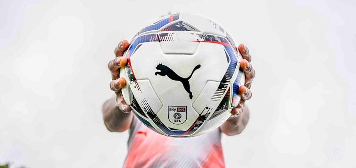 Puma releva a Mitre como balón oficial de la English Football League tras 45 años