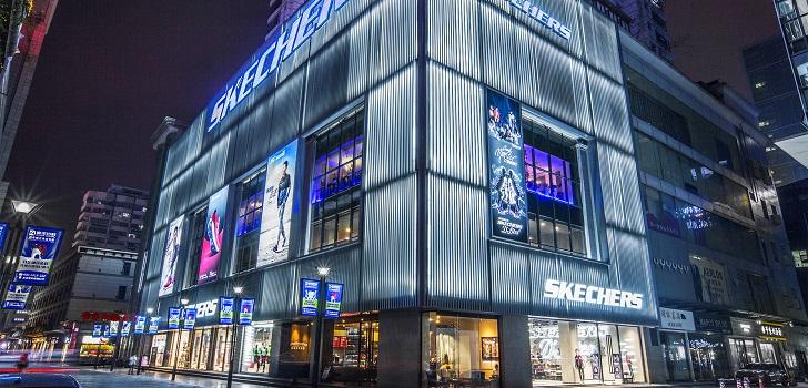 Skechers eleva sus ingresos un 15% en el primer trimestre