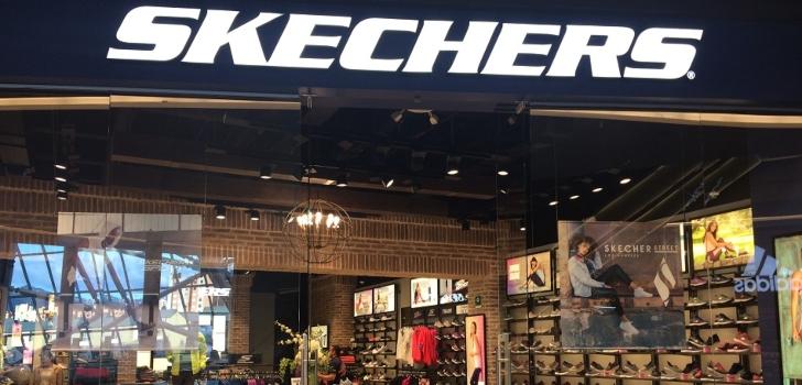 Skechers abre su primera tienda en Valencia