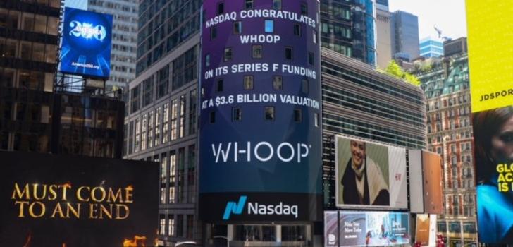 Whoop adquiere la tecnológica Push tras levantar 200 millones