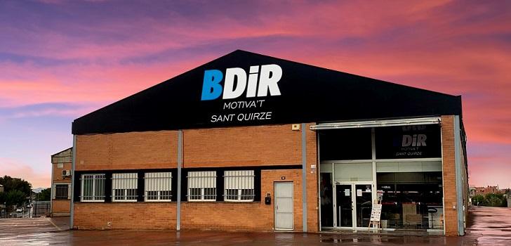 DiR continúa su expansión y abre un nuevo gimnasio en Barcelona