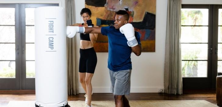 La 'start up' de boxeo Connected Fitness FightCamp levanta 90 millones