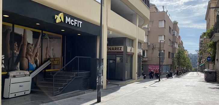 McFit reduce un 25% su negocio en España en el año del Covid-19