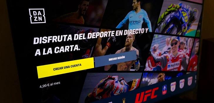 Dazn cierra su año debut en España con 49 millones de horas vistas