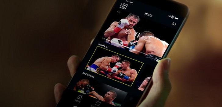 Dazn llega a 200 países de la mano del boxeo