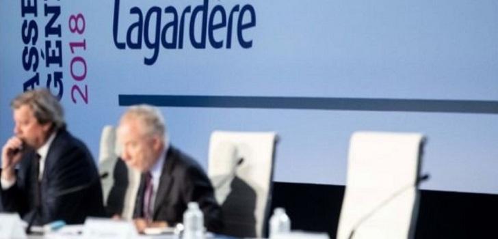 Lagardère reestructura su equipo; Davhid White y Raphael Lombard abandonan la dirección de medios y finanzas