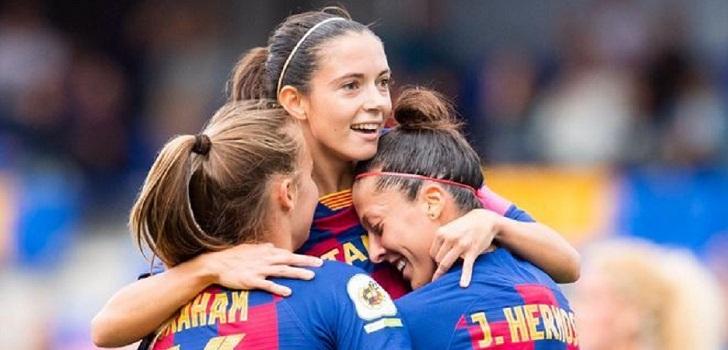 TV3 se hace con los derechos de la Champions femenina de fútbol