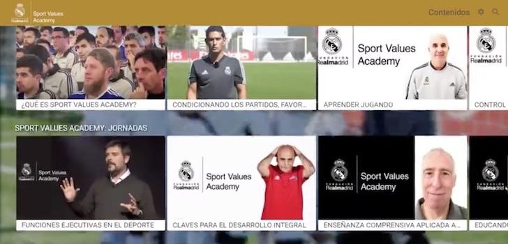 La Fundación Real Madrid lanza una plataforma OTT interactiva de libre acceso
