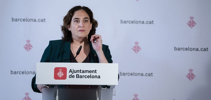 Colau inyecta 5 millones de euros al deporte barcelonés para afrontar el Covid-19