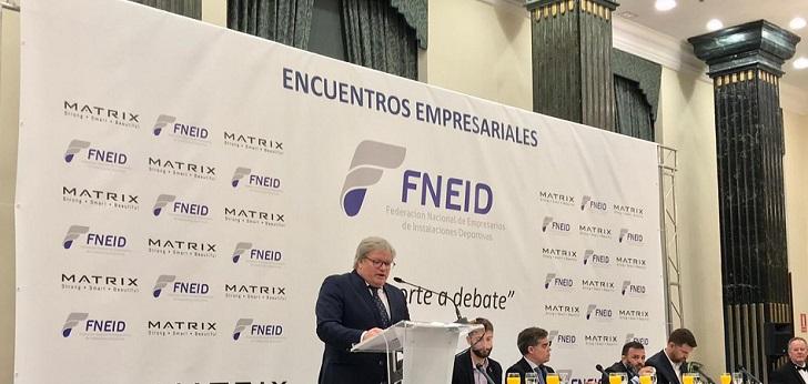 """Adolfo Ruiz (Fneid): """"En los próximos doce meses prevemos una caída de ingresos del 44%"""""""