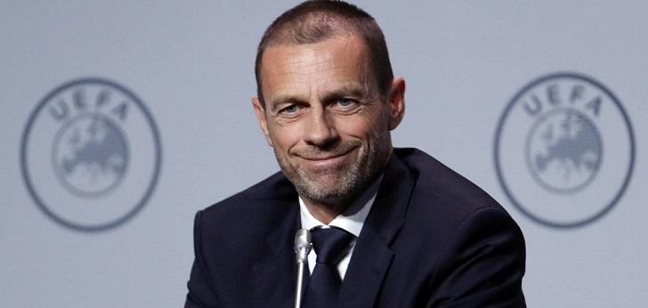 Ceferin asegura que la Uefa no repetirá el modelo de final a ocho en la Champions League