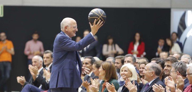 Juan Roig eleva a 1,75 millones de euros su apuesta por el deporte olímpico