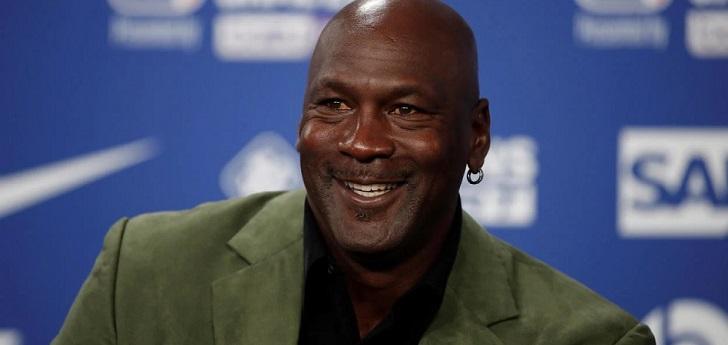 Michael Jordan entra en la empresa de apuestas DraftKings