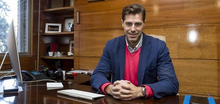 Raul Chapado, único candidato a la presidencia de la federación de atletismo