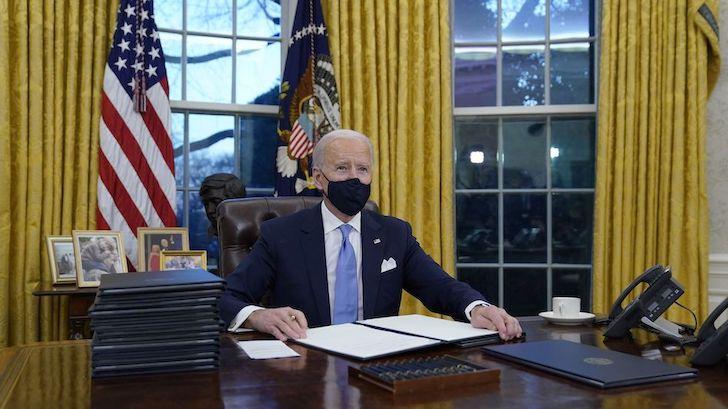 ¿Es la bicicleta estática de Joe Biden una amenaza para su seguridad?