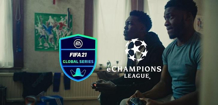 El fútbol virtual regresa con la eChampions League