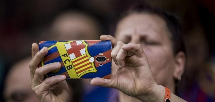 El FC Barcelona, líder en redes sociales