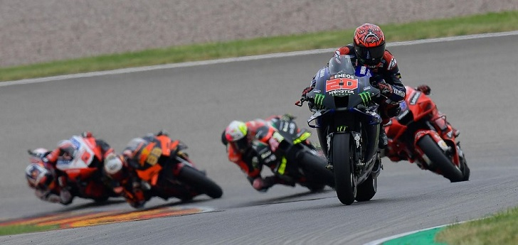 MotoGP ficha a Bitci como 'Crypto Partner'