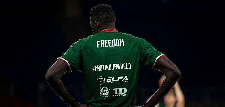 La Euroliga y sus clubes, contra el racismo