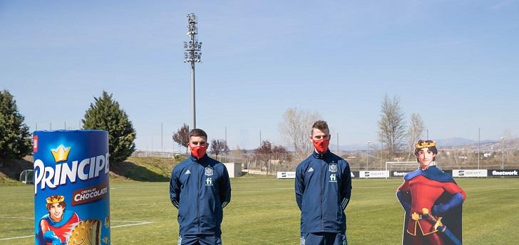La Selección Española contará con un príncipe en sus filas