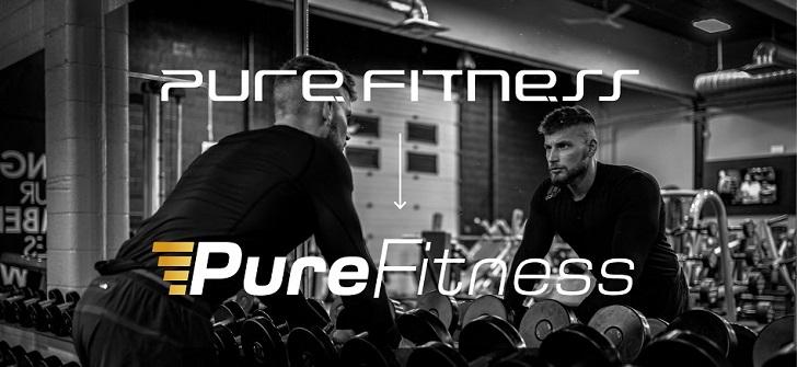 Pure Fitness renueva su imagen corporativa para conmemorar su décimo aniversario