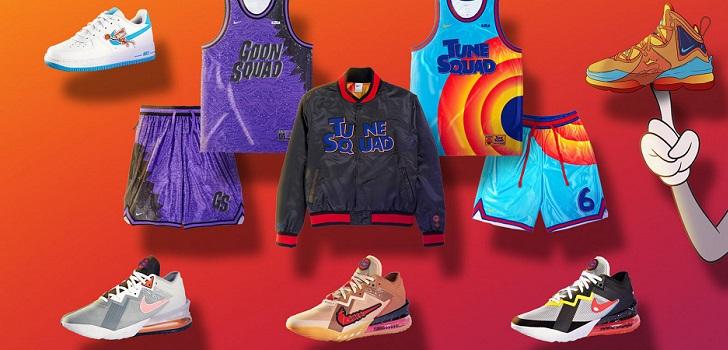 Nike y Converse, equipamiento de película