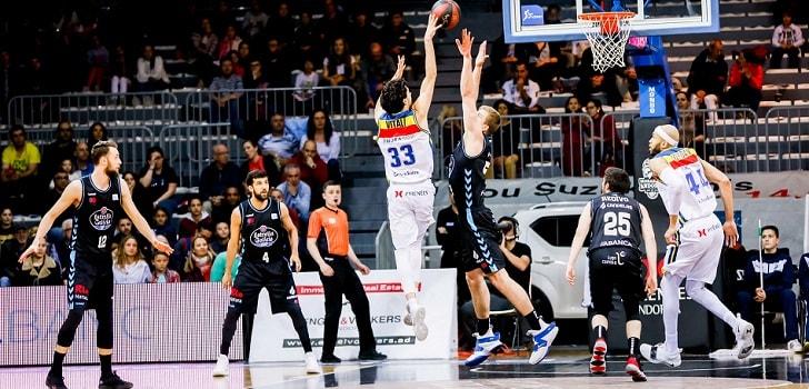 El grupo de grandes almacenes tendrá presencia en las equipaciones y el pabellón del equipo de baloncesto. Además, participará en las animaciones de los partidos con promociones y concursos.