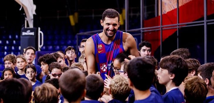El Barça aspira a conformar la plantilla más competitiva de la historia de la sección de baloncesto